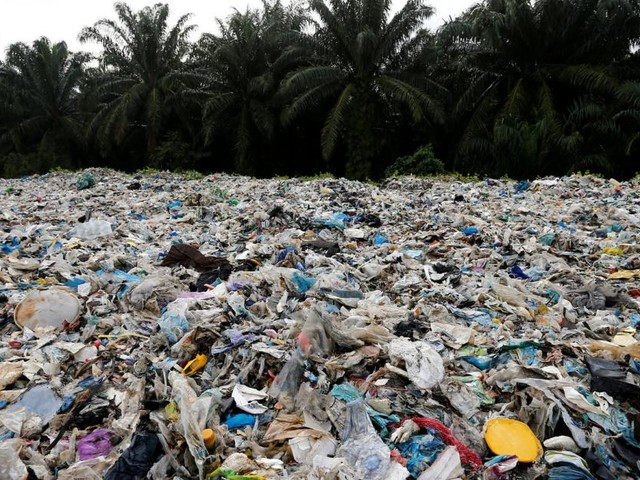 """""""Nicht euer Mistkübel!"""": Malaysia schickt Plastikmüll nach Europa zurück"""