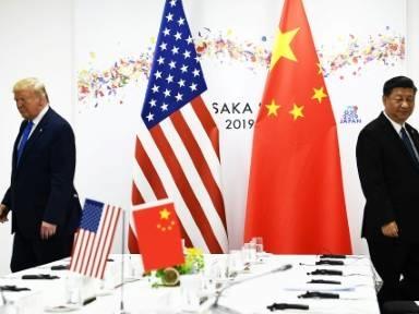 USA verschärfen Strafzölle gegen China