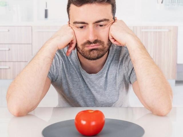Außenseiter: Warum es vegane Männer im Leben schwerer haben