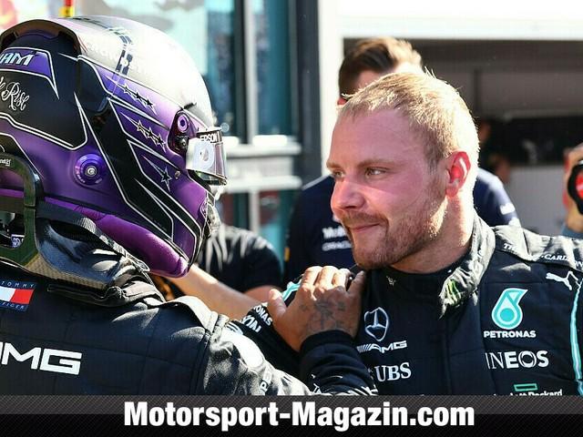 Formel 1, Hat sich Bottas widersetzt? Mercedes beschwichtigt