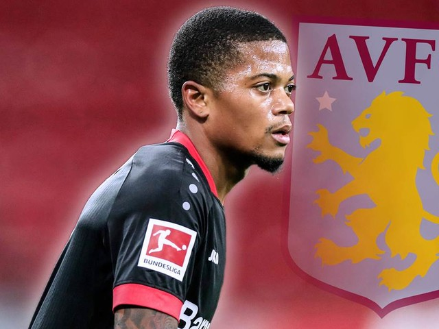 Transfer perfekt: Leverkusen-Star Leon Bailey wechselt zu Aston Villa