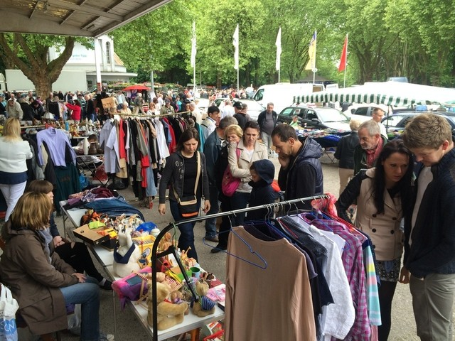 Familienflohmarkt am Ostermontag in Dortmund: Das dürft ihr nicht verpassen!