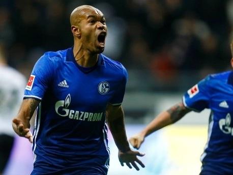 2:2 in Frankfurt: Die Schalker Aufholjäger schlagen wieder zu