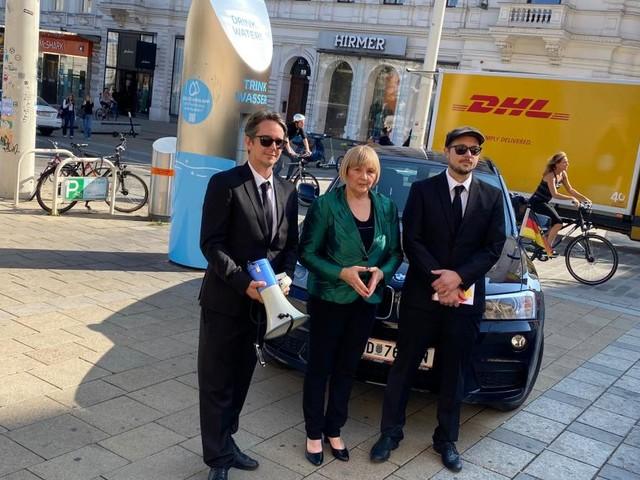 Kanzlerin Angela Merkel: Kaum in Polit-Pension, schon in Wien gesichtet?