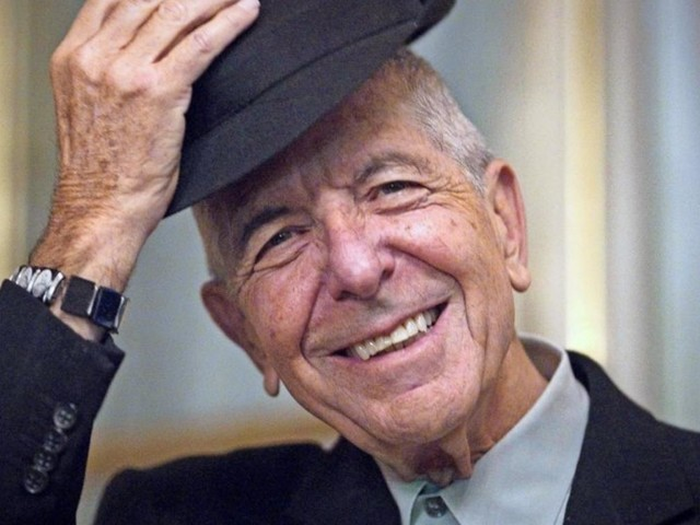 Danke für den Tanz - Neues Album von Leonard Cohen