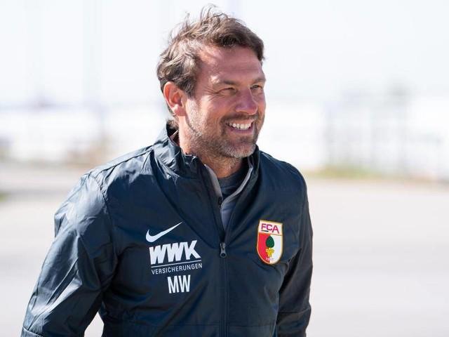 Bundesliga: Trainer Weinzierl hofft beim FCAugsburg auf ein Sextett