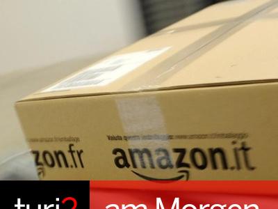 turi2 am Morgen: Amazon, Score Media, Oliver Wurm.