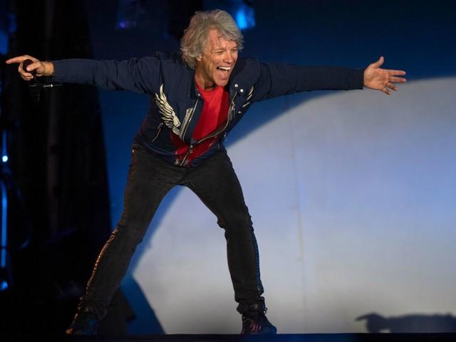 """Neuer Bon-Jovi-Konzertfilm """"Bon Jovi from Encore Nights"""" bald in 40 deutschen Kinos"""