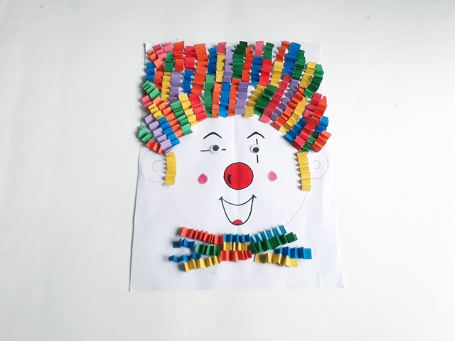 Video: einen Clown basteln