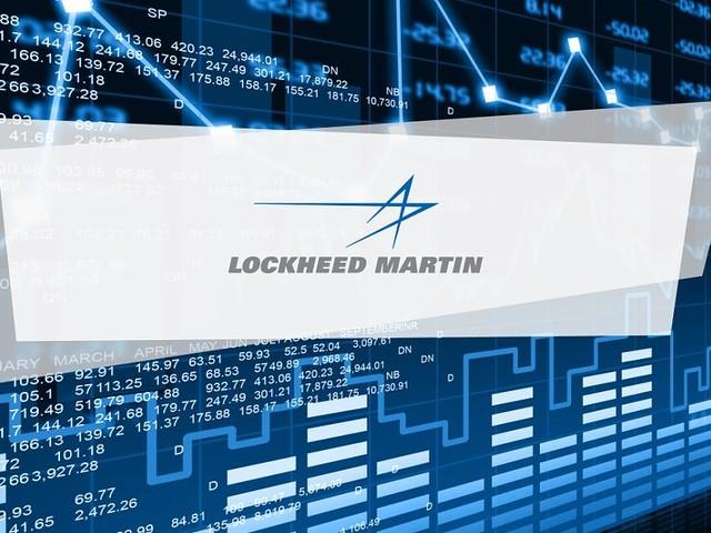 Lockheed Martin-Aktie Aktuell - Lockheed Martin nahezu konstant