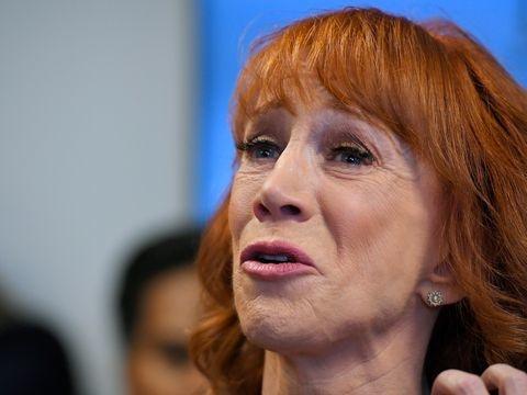 Krankheit: US-Komikerin Kathy Griffin hat Lungenkrebs