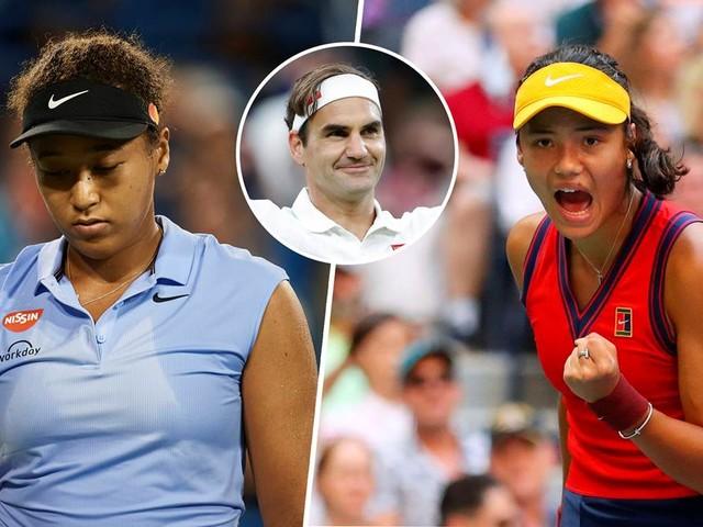 """""""Brauchen eine Revolution"""": Federer wirbt um Verständnis für Osaka und Raducanu"""