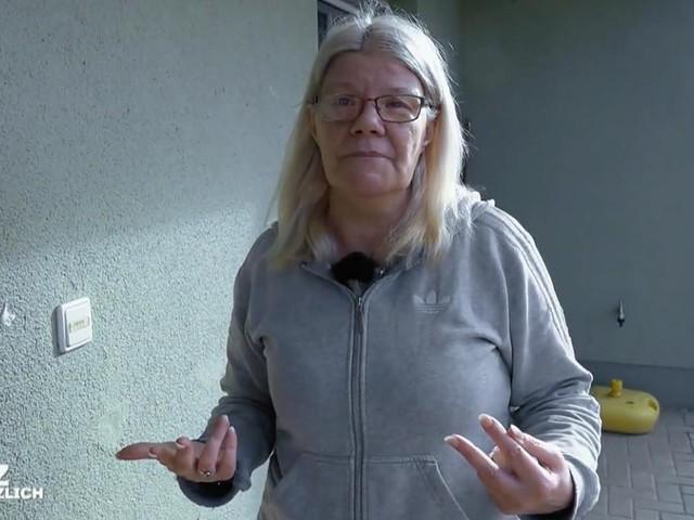 """TV-Kolumne """"Hartz und Herzlich"""" - Als ihre Nachbarin sie hinterrücks verprügelt, beginnt für Beate Dauer-Alptraum"""