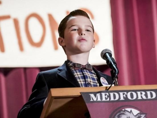 """Young Sheldon"" im Stream und TV: Folge 19 aus Staffel 2 der Sitcom"