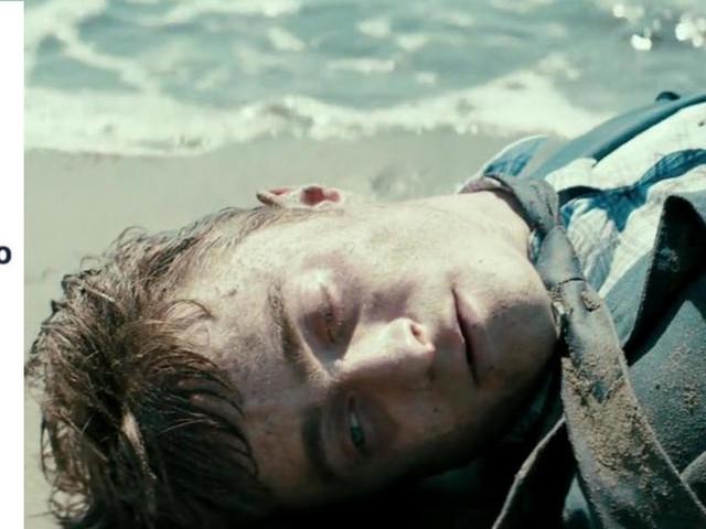 Daniel Radcliffes irrste Rolle bei Amazon Prime - als totes Taschenmesser