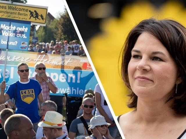 Polit-Paradoxon - Ausgerechnet die wütenden Wähler der AfD verhelfen den Grünen zu immer mehr Macht