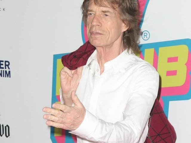 Mick Jagger: Rolling-Stones-Star zeigt Tanzeinlage nach Herz-OP