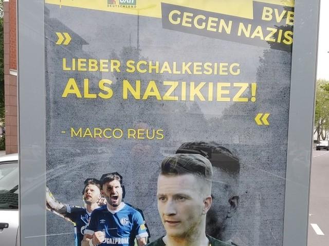 Guerilla-Plakate: Künstlerkollektive äußern sich zu Anti-Nazi-Aktion in BVB-Optik