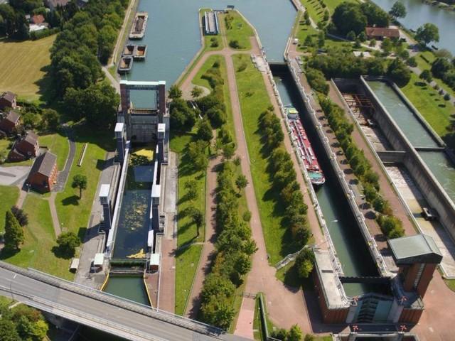 Dortmunder Hafen zwei Tage komplett von der Außenwelt abgeschnitten