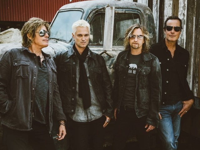 Neuigkeiten von Stone Temple Pilots, Opeth, Black Mountain und vielen weiteren...