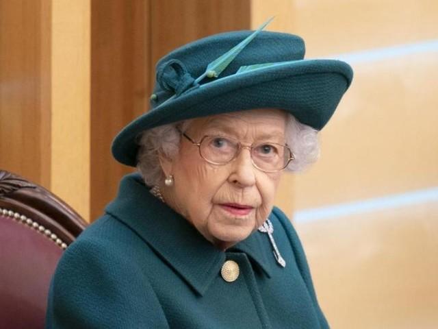 Queen verbrachte Nacht auf Donnerstag im Krankenhaus