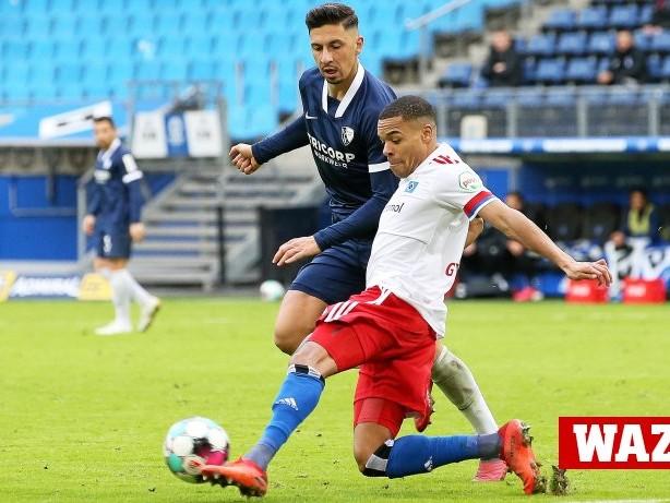 Fußball - 2. Bundesliga: VfL Bochum hat nur noch schwere Gegner bis zum Jahresende