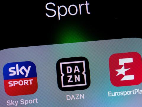Bundesliga-Hammer: DAZN übernimmt Übertragungsrechte von Eurosport