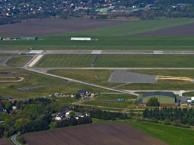 Sportflugzeug bei Cuxhaven abgestürzt - zwei Tote