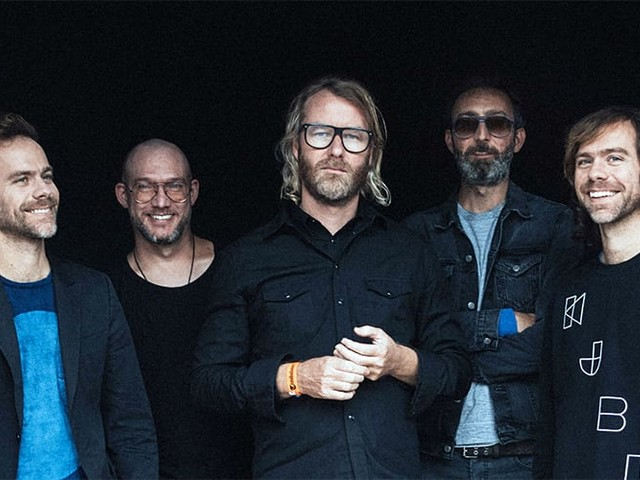 The National – Carin at the Liquor Store