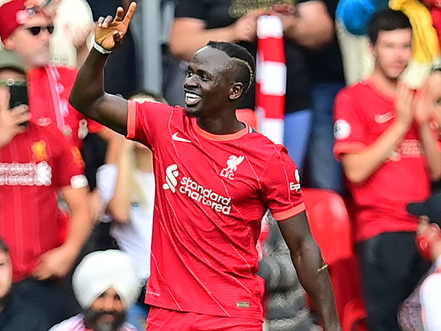 Premier League: Irrer Mane-Rekord bei Reds-Sieg - City patzt