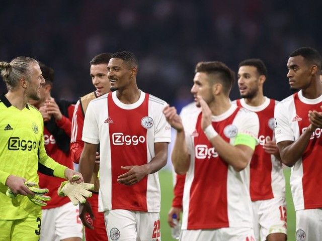 Ajax Amsterdam makellos: 2:0 gegen Besiktas