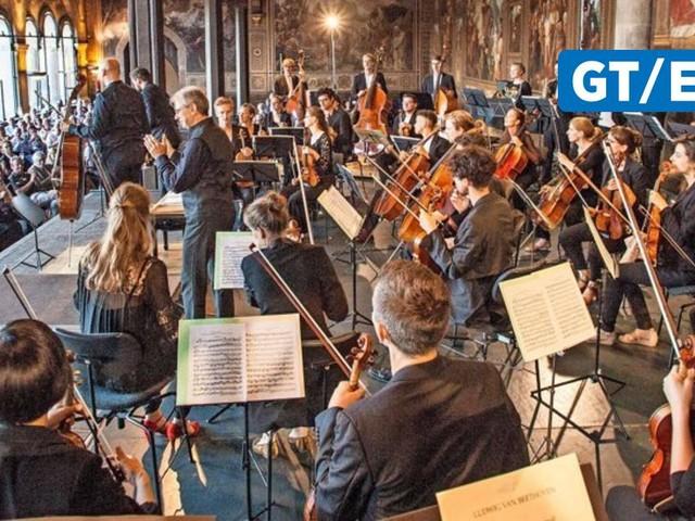 Viel Klassik beim Musikfest Goslar