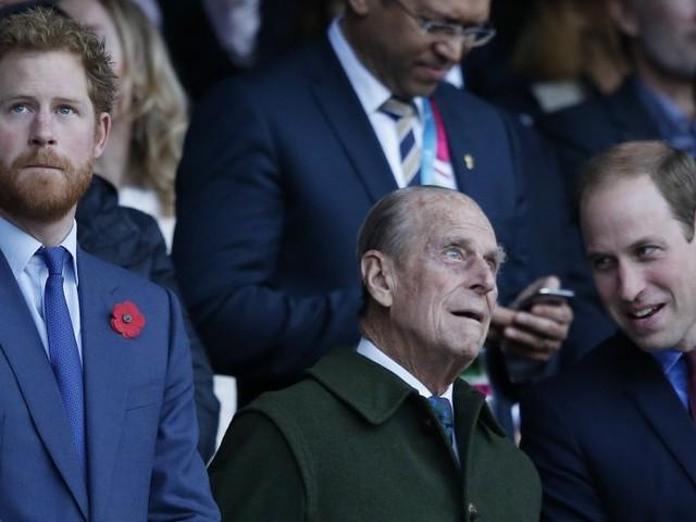 Prinz Philip: Harry und William laufen bei der Beerdigung getrennt