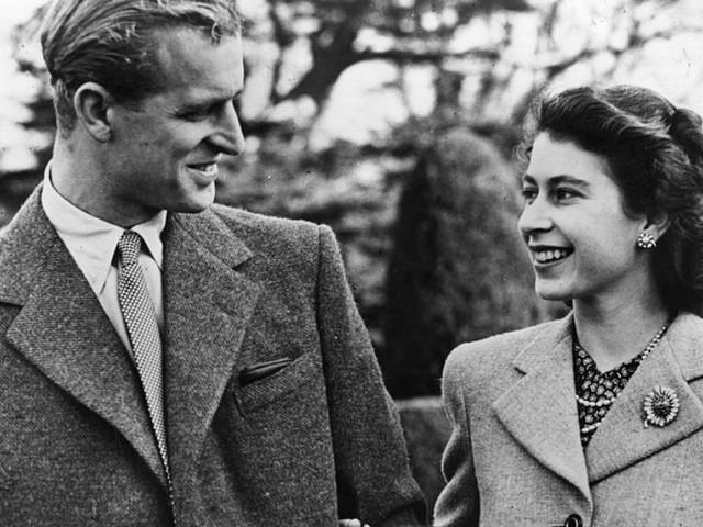 Queen Elizabeth und Prinz Philip: Die Geschichte ihrer Liebe