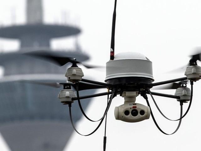 Organisierter Sozialleistungsbetrug: Polizei schickt Drohnen