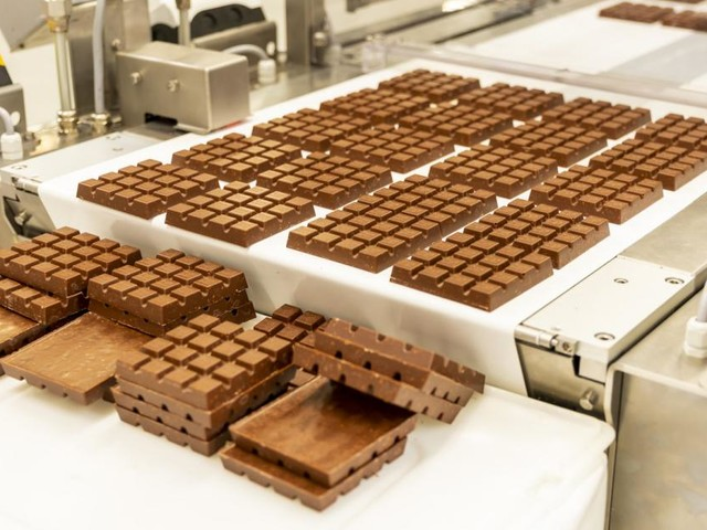 Ritter Sport: Deutsche fahren Schokoladenfabrik in Österreich hoch
