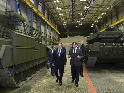 Putin - Wirtschaft muss auf Krieg sich vorbereiten