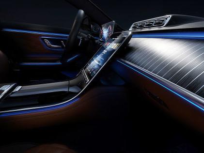 Mercedes S-Klasse (2020): W223, Komfort, Luxus, Marktstart Die neue Mercedes S-Klasse kommt mit Entspannungs-Coach