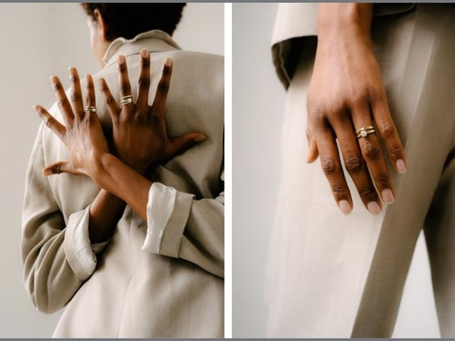 LILIAN VON TRAPP // SYNERGY COLLECTION // Rings