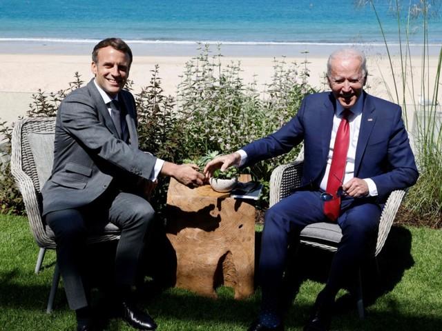 G-7-Gipfel in Cornwall: Allianz gegen China