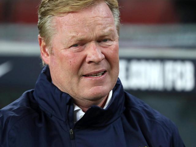 Roland Koeman: Barça-Trainer sorgt mit bizarrer Pressekonferenz für Verwirrung