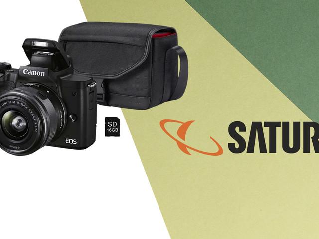 Saturn-Deal: Systemkamera-Set von Canon zum Bestpreis
