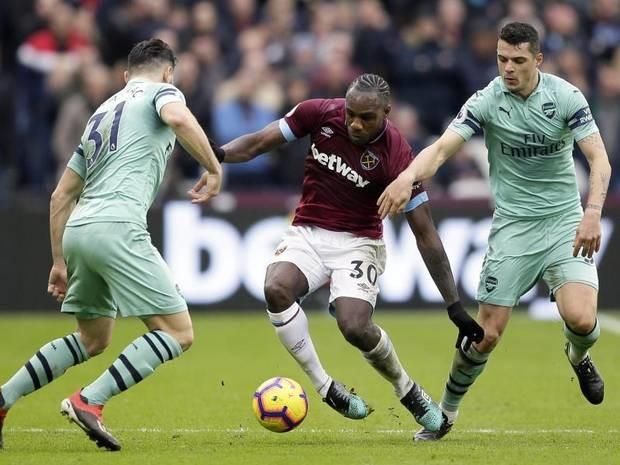 Premier League: FCArsenal verliert London-Derby bei West Ham United