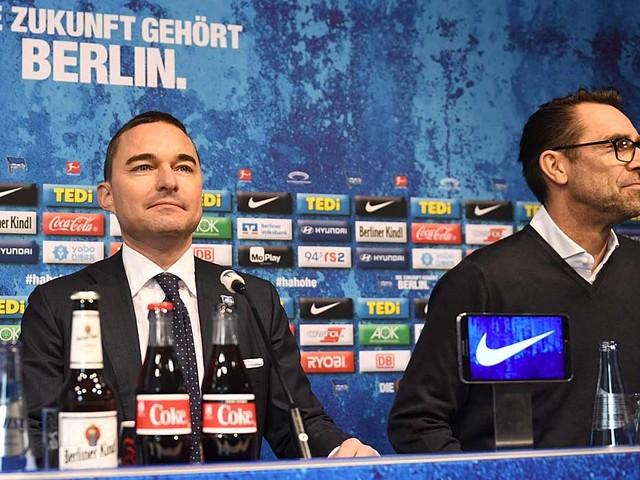 Bundesliga: 150 Millionen! Hertha BSC erhält weitere Finanzspritze