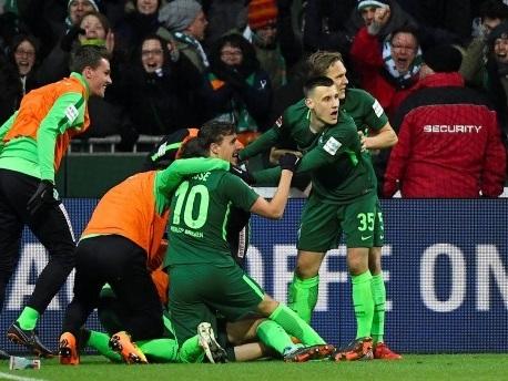 1:0 gegen den HSV: Werder stürzt den Nordrivalen noch näher an den Abgrund