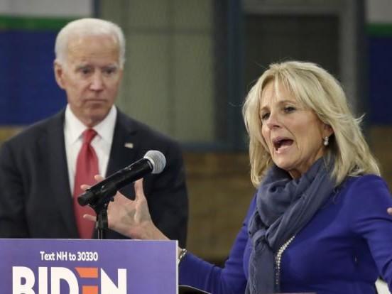 Jill Biden: Nach Trennung von Joe Biden! Jetzt trifft sich die First Lady mit IHM
