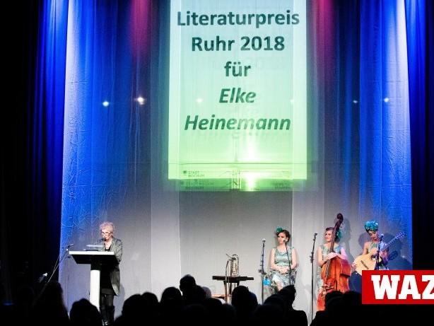 Preis-Rennen: Diese Bücher konkurrieren um den Literaturpreis Ruhr 2020