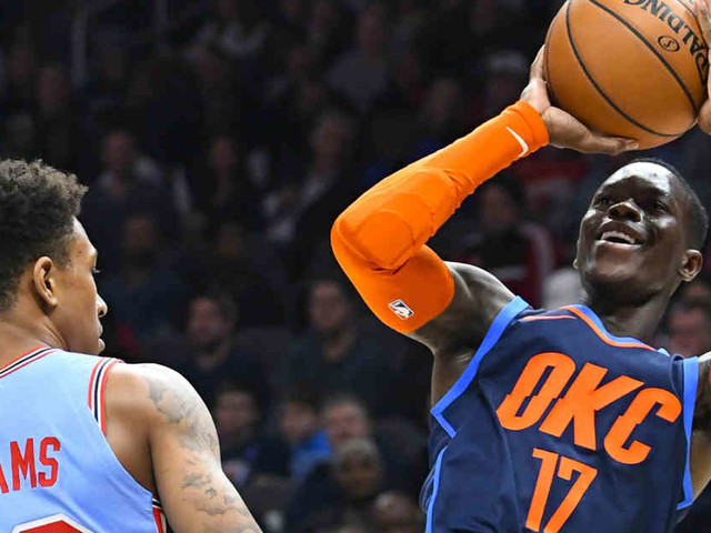 NBA: Schröder holt mit OKC lockeren Sieg in New York