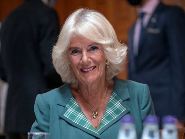 Herzogin Camilla war so krank, dass sie Prinz Charles beinahe nicht heiraten konnte