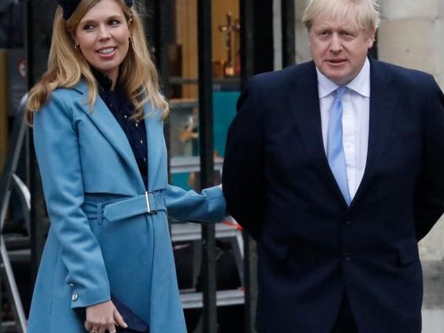 Boris Johnson: Britischer Premierminister soll heimlich geheiratet haben